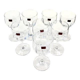 Baccarat Montaigne Wine Glasses - Set of 8 For Sale