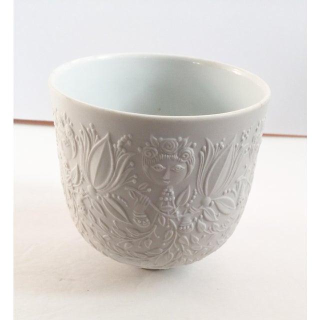 Rosenthal White China Bowl - Image 7 of 8