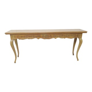 French Style Sofa Table