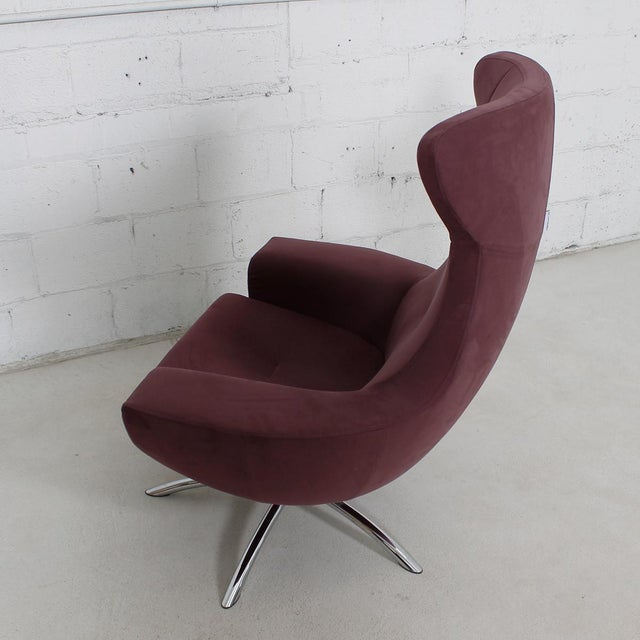 Hjellegjerde Baloo Chair & Ottoman by Olav Eldoy For Sale - Image 4 of 9