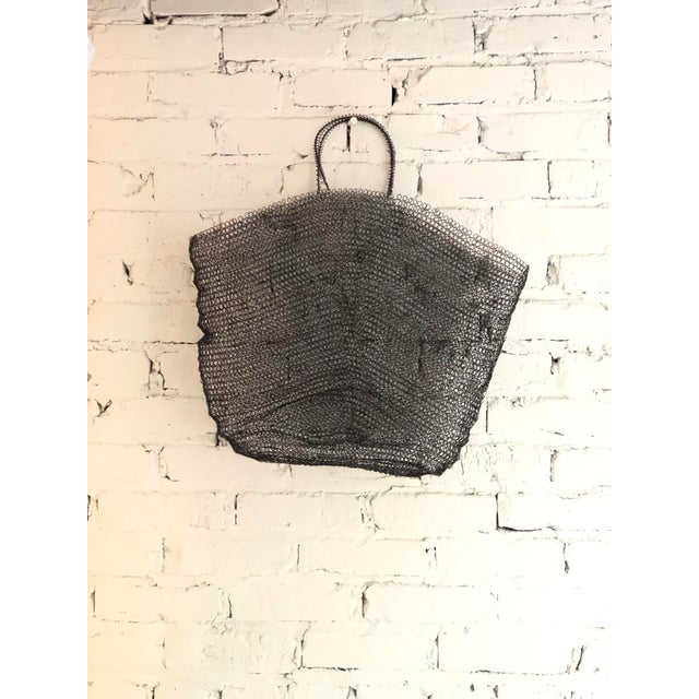 Wire Art Bag For Sale - Image 10 of 10