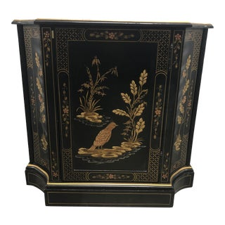 Late 20th Century Chinoiserie Cabinet by Habersam For Sale