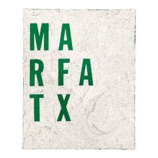 Marfa Pop Art Painting For Sale