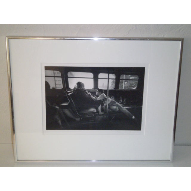 Vintage Black & White Signed Photograph - Image 2 of 5