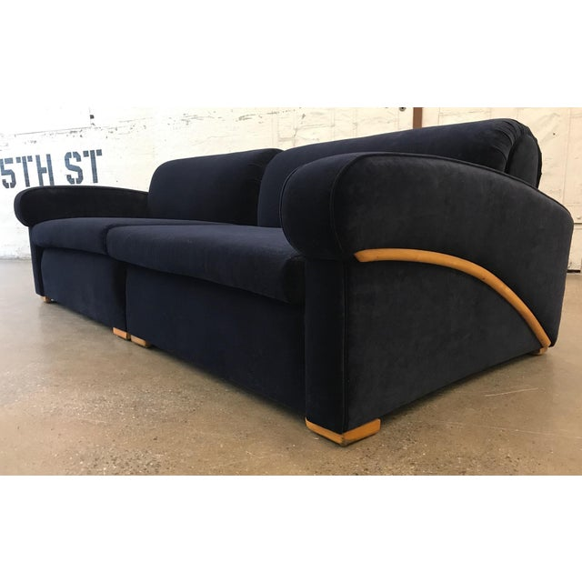 Prime Art Deco Royal Blue Sofa Sectional Pdpeps Interior Chair Design Pdpepsorg