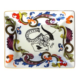 "Christian Lacroix ""Souvenir"" Catchall Dish For Sale"