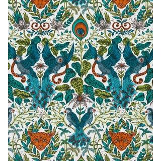Emma J Shipley Amazon Wallpaper by Clarke & Clarke - Price Per Yard For Sale