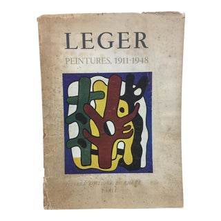 1948 Léger Portfolio of Lithographic Prints Book