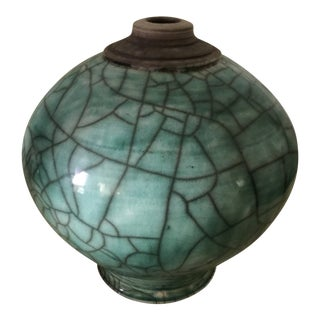 Antique Chinese Pottery Vessel For Sale