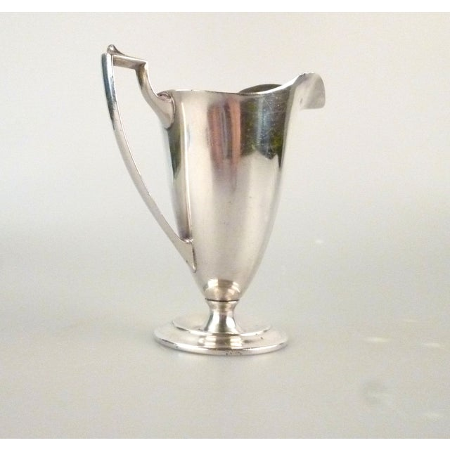 Sterling Silver Cream Server - Image 4 of 10
