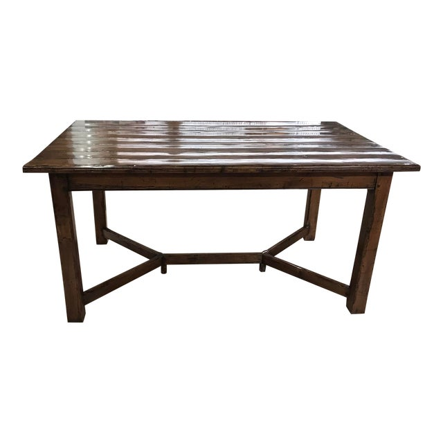 Guy Chaddock Wood Dining Table For Sale
