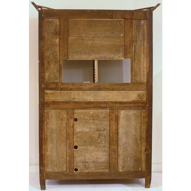 18th Century Large 18th Century French Walnut Armoire For Sale - Image 5 of 6
