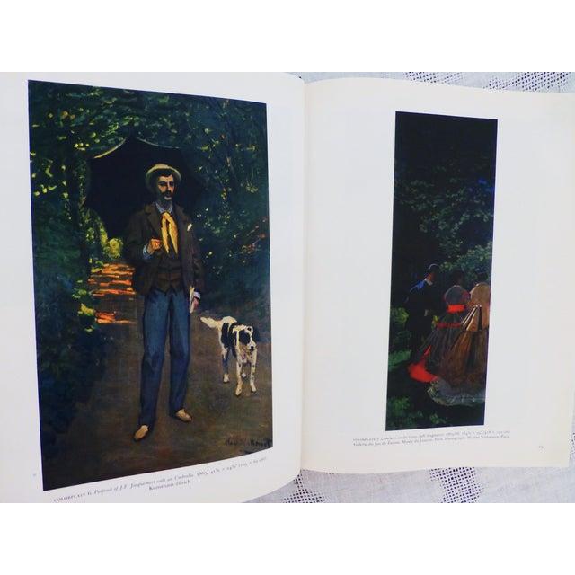 Vintage 'Monet, a Retrospective' Hardcover - Image 8 of 11