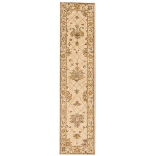 "21st Century Contemporary Indian Runner Rug, 2'6"" X 10'0"" For Sale"