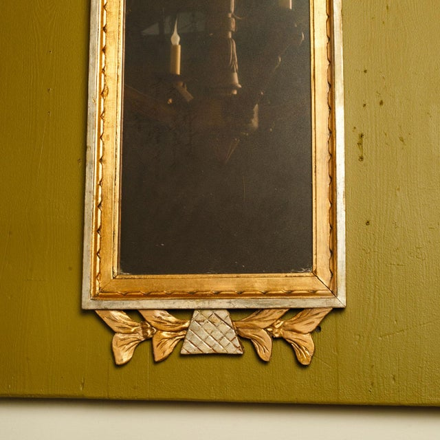 Early 19th Century Neoclassical Swedish Mirror For Sale - Image 5 of 6