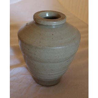 15th Century Asian Antique Song Dynasty Stoneware Jar Preview