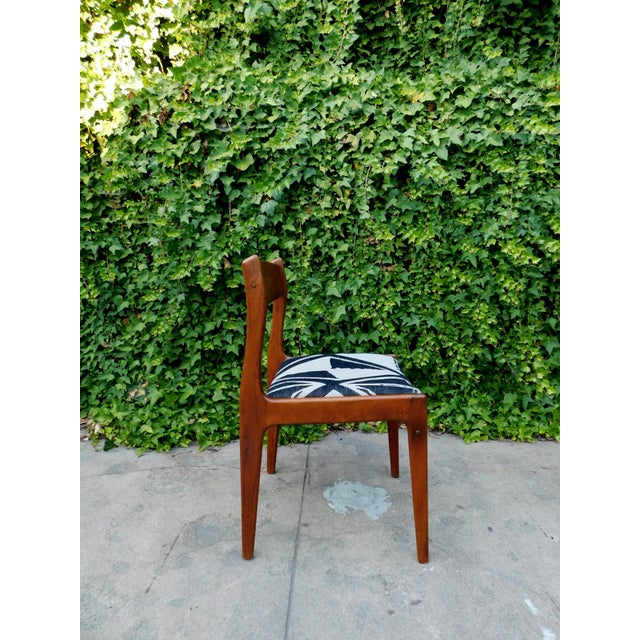 1960s Moller Style Dining Head Chair For Sale - Image 5 of 11