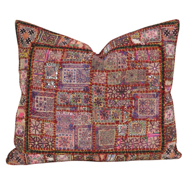 Vritti Heer Jaislmer Pillow - Image 1 of 4