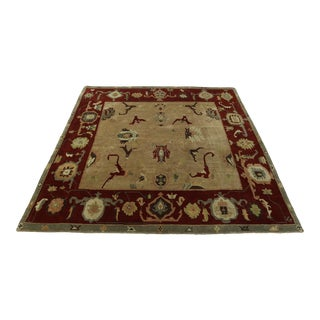 Zagros Tufenkian 100% Wool Approx 10 X 10 Rug For Sale