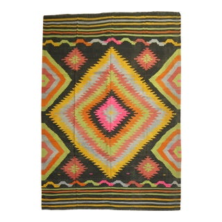 Large Scale Room Size Kilim, 8'2'' X 10'10'' For Sale