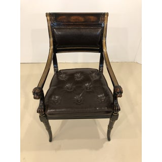 Vintage Theodore Alexander Neo-Classical Arm Chair - Pair Preview