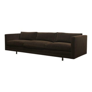 Harvey Probber Tuxedo Sofa For Sale