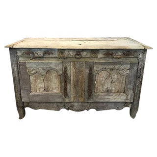 18th Century Rustic French Buffet