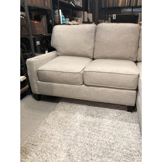 Kenneth Ludwig Chicago Cr Laine 2 Piece Sectional Sofa For Sale - Image 4 of 9