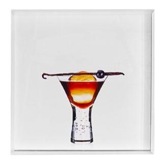 'Old Black Magic' Limited-Edition Cocktail Portrait Photograph For Sale