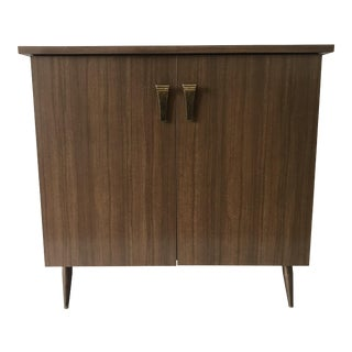 1960s Mid-Century Modern Swedish Teak Credenza by Royal Board For Sale