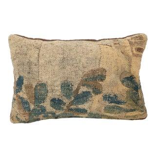 18th Century Aubusson Pillow