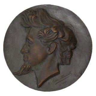 Bronze Plaque For Sale