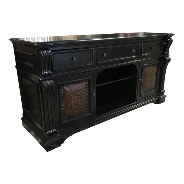 Hooker Furniture Telluride Entertainment Console - Image 1 of 7