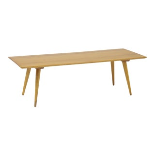 1960s Mid-Century Modern Paul McCobb Winchendon Planner Coffee Table For Sale