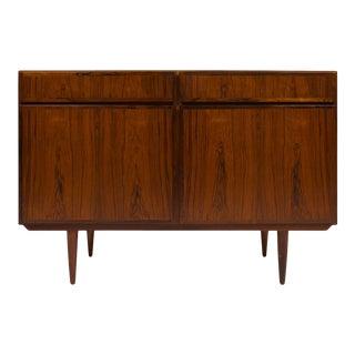 Vintage Danish Mid-Century Omann Jun Rosewood Sideboard 1960 For Sale