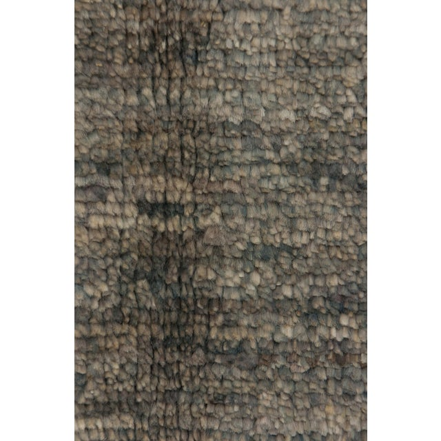 "Islamic Moroccan, Hand Knotted Area Rug - 5'2"" X 7'10"" For Sale - Image 3 of 3"