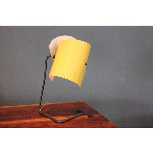 Lester Geis T-5-G Lamp for Heifetz, 1951 For Sale - Image 9 of 11