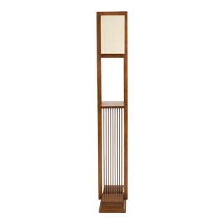 American Mission Frank Lloyd Wright Floor Lamp For Sale