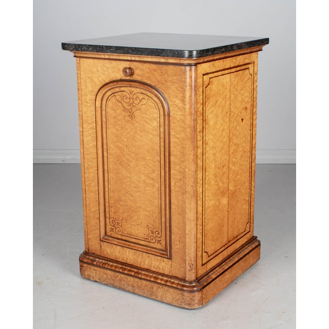 French 19th Century French Charles X Style Cabinet For Sale - Image 3 of 13