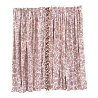 Rococo Style Custom Curtains For Sale