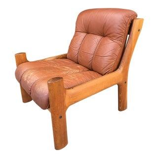 Danish Mid Century Side Chair