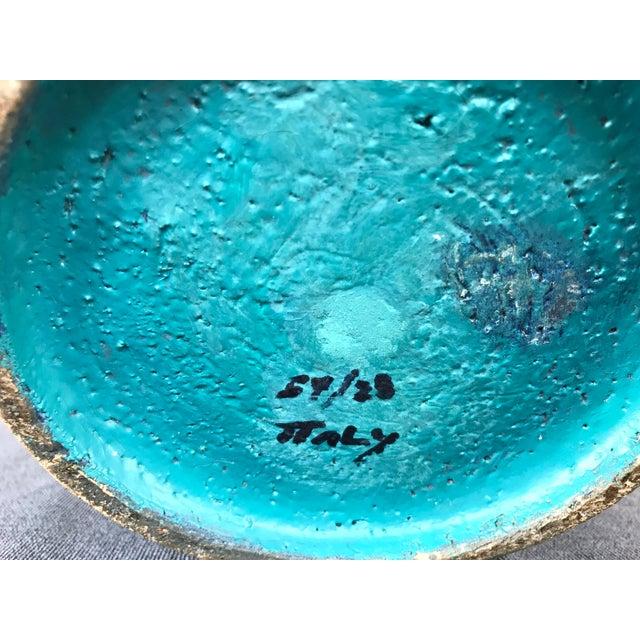 Monumental Aldo Londi Vase Bitossi For Sale - Image 11 of 12