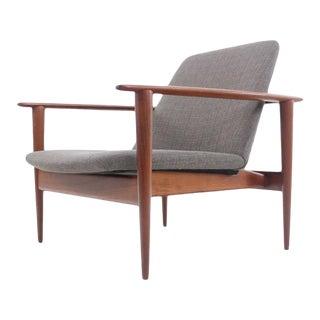 High-Style Scandinavian Modern Armchair For Sale
