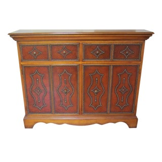 Nativa Nail Head Sideboard Chest