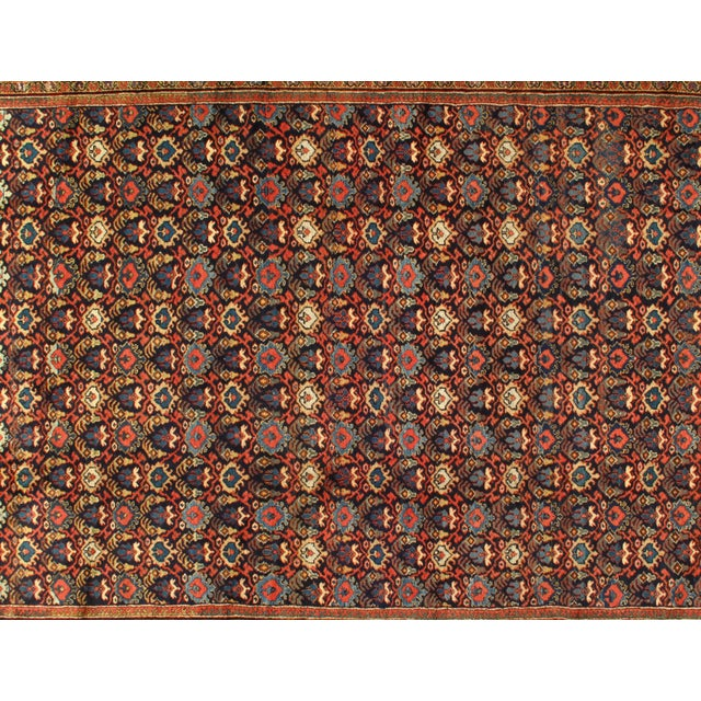 "Pasargad Antique Persian Sultanabad Rug - 10′3″ × 17'4"" For Sale - Image 4 of 5"
