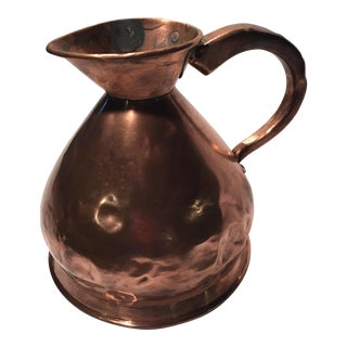 19th Century Copper Vessel