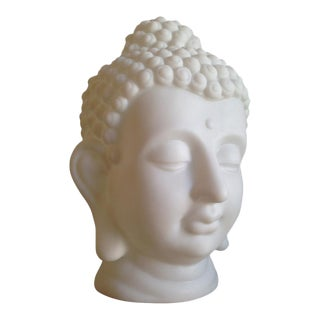 Multicolored Light Changing Buddha Lamp For Sale