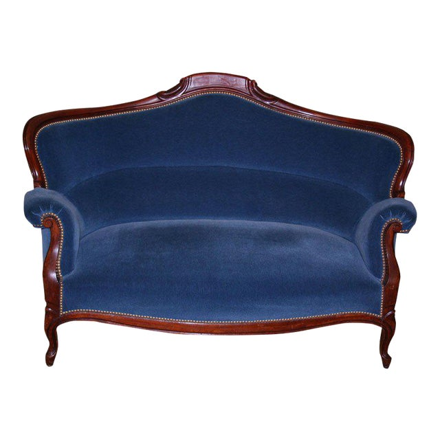 French 19th Century Sofa - Image 1 of 7
