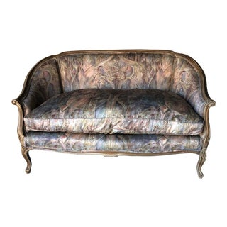 Meyer Gunther Martini French Loveseat Frame For Sale