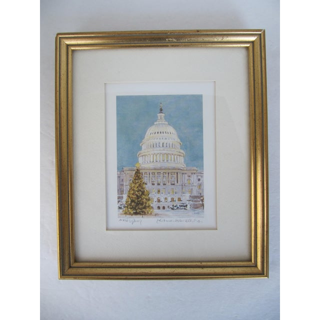 Christmas at the Capitol, Artist Proof - Image 2 of 8